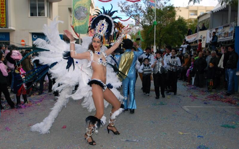 Loulé acoge el carnaval más antiguo de Portugal