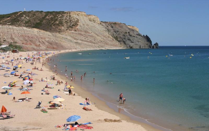 Playa da Luz, la segunda más accesible de Portugal