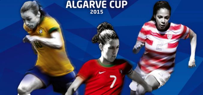 Copa Algarve de fútbol femenino en Lagoa
