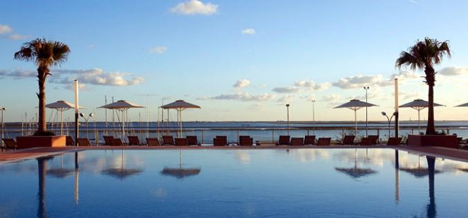 Real Marina Hotel & Spa, un balcón a la ría de Formosa