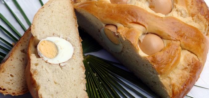 Los mejores panes de Pascua, en Olhao