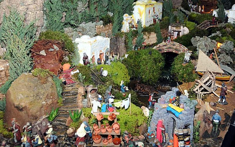 La 'Semana de Pasión', en el castillo de Castro Marim