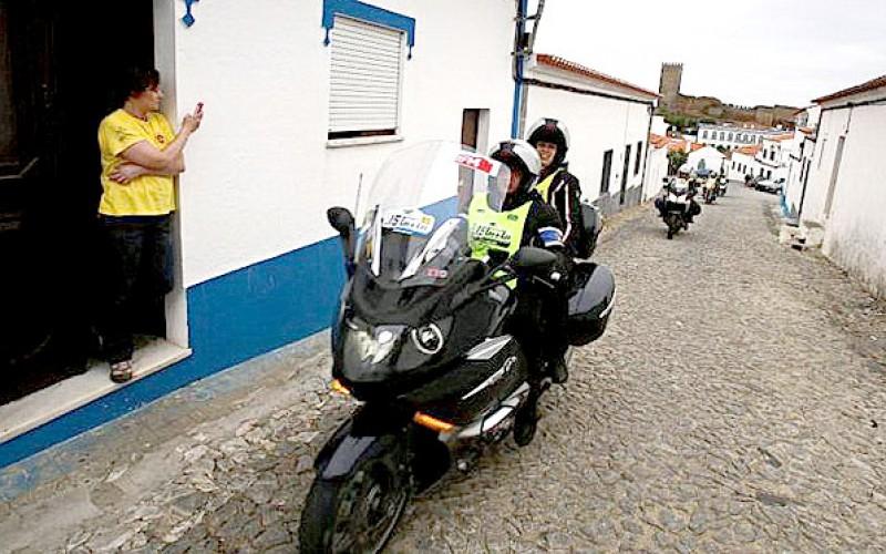 La ruta turística de motos 'Les a Les' llegará a Albufeira