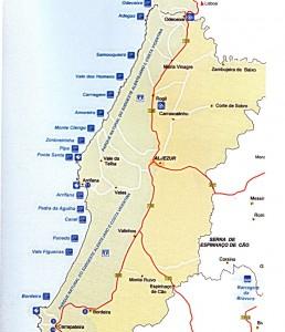 mapa aljezur2