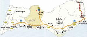 mapa silves01