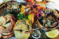 Para disfrutar del marisco, en Silves, Rui Marisquería