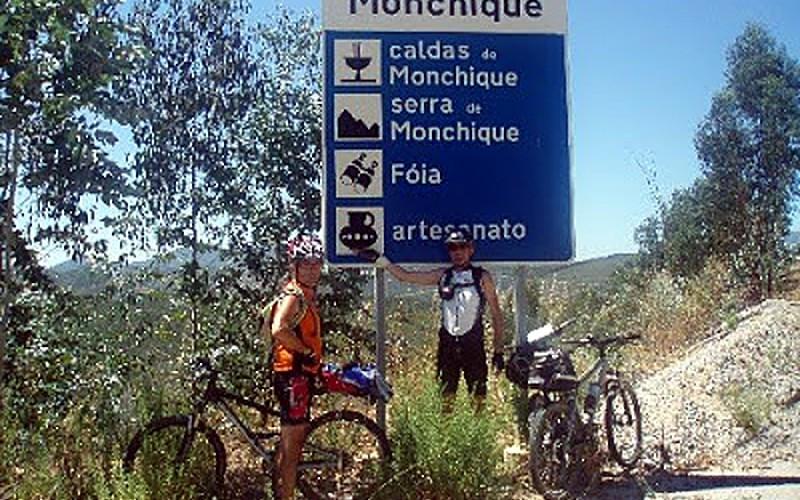 De ruta por la sierra de Monchique