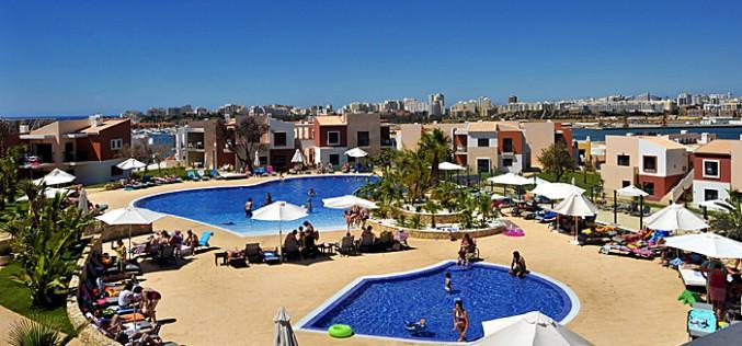 Vitors Village, un hotel en Ferragudo para toda la familia