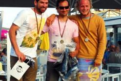 El onubense Paco Gallego gana el Stand Up Paddle del Algarve