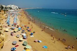 Silves ya luce la bandera de oro en sus playas