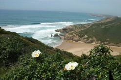 Playa de Murração, un rincón único entre acantilados