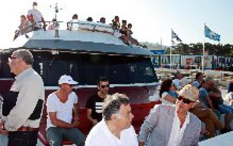 El presidente de la RTA apadrina el lanzamiento de la Guía de Playas del Algarve