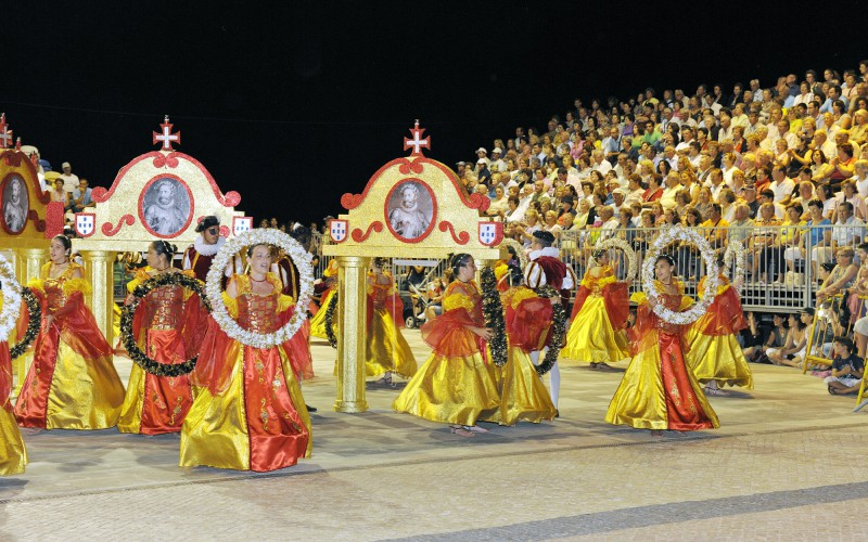 Loulé acoge su tradicional desfile de marchas populares