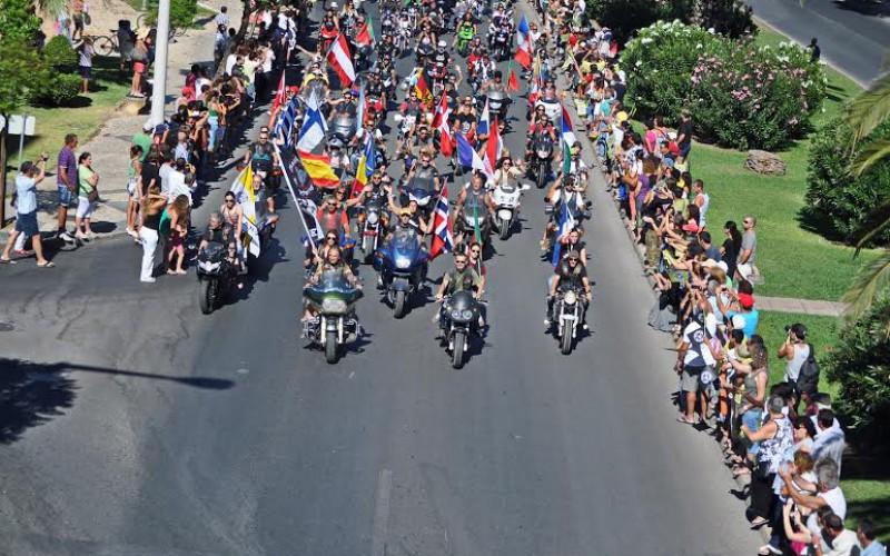Faro ya está lista para la Concentración Internacional de Motos