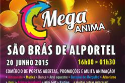 Mega Anima llena de magia la Noche de Plata de Sao Brás