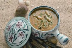 Receta de Sopa de Navajas