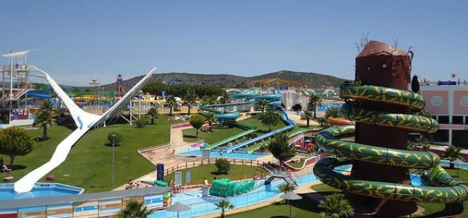 Aquashow acoge la 'Carrera vertical', un evento único en Portugal