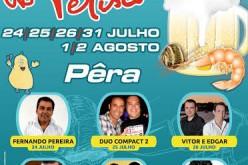 La Feria Arraial de la Tapa llega a Pêra