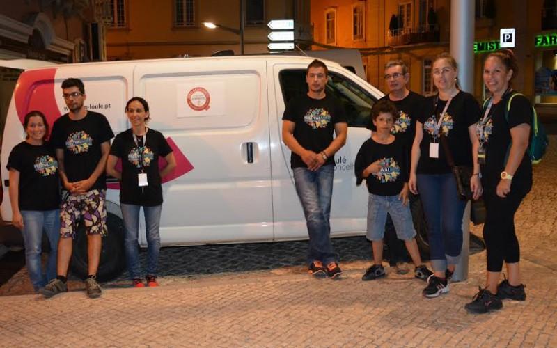 El MED dona 200 kg de alimentos a familias sin recursos