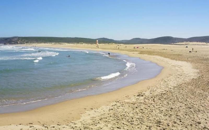 Playa de Bordeira