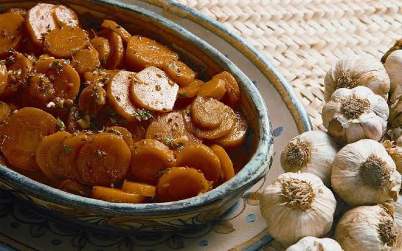 Receta de Zanahorias a la Algarvía