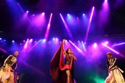 Daniela Mercury clausura la 30 edición del Festival del Marisco