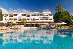 Sheraton Algarve, un hotel sobre el acantilado y con vistas al mar