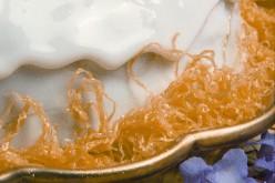 Receta de huevos hilados
