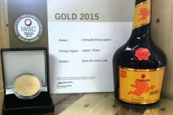 Un licor de Portimao gana un concurso internacional