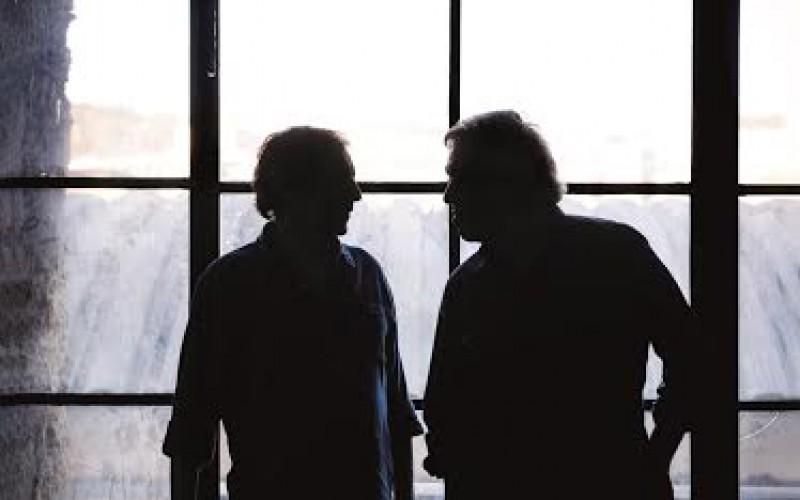 Jorge Palma y Sérgio Godihno, en concierto en Loulé