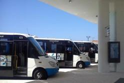 Faro inaugura su nueva estación de autobuses en el Día del Municipio