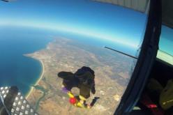 Otoño Boogie atrae a unos 300 paracaidistas a Portimao