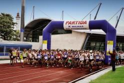 La prueba 'X Millas del Guadiana' une a Portugal y España