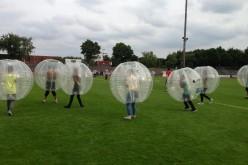 Loulé acoge su primera edición de Bubble Football
