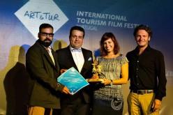 El Algarve gana el premio a mejor vídeo promocional de naturaleza