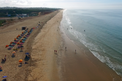 La 'Quarteira Beach Run' une en el Algarve deporte, música y teatro