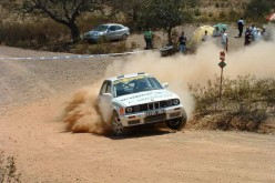 El Algarve acoge la final del Trofeo Europeo de Rally