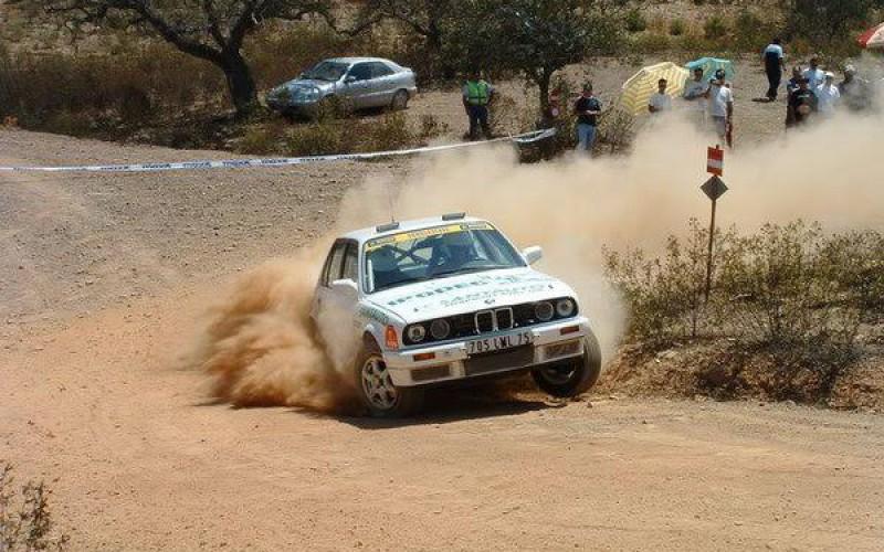 El Campeonato Regional de Rally del Sur llega a Albufeira