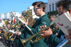 La Banda Filarmónica Artistas de Minerva lleva al Cine-Teatro Louletano un concierto inédito