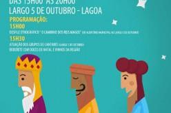 Janeiras y dulces tradicionales para el Día de Reyes en Lagoa