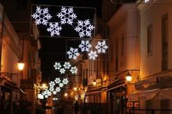 Silves brilla por Navidad en una apuesta por el comercio local