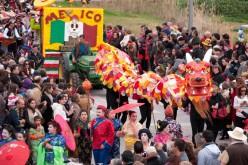 Disney llena de magia las calles en el Carnaval de Altura