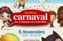 2.500 niños desfilan en el Carnaval Infantil de Faro