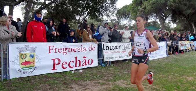 Ana Cabecinha se corona campeona regional de Corta-Mato