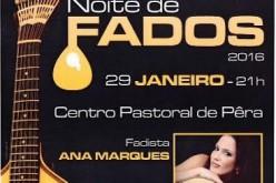 Noche de Fado, en Pêra