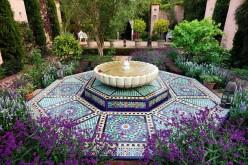 Los jardines en la arquitectura del Gharb
