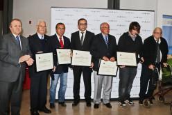 La RTA concluye su 45 aniversario con la entrega de medallas