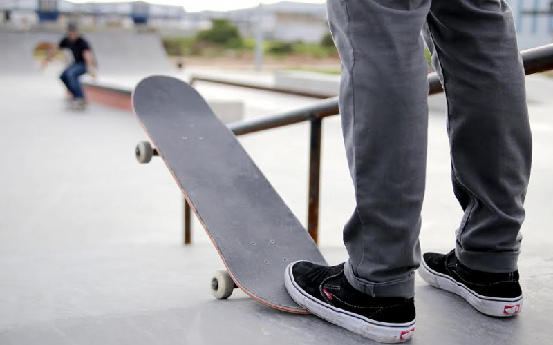 Olhao estrena Parque de Skate