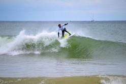 Vilamoura surca las olas a principios de febrero
