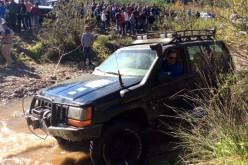 De ruta en todoterreno por Cumeada de Alta Mora
